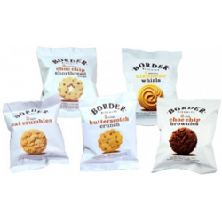 Border biscuits (twin packs)