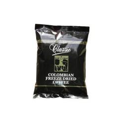 Colombian freeze dried coffee