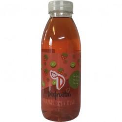 Desfruitas - strawberry and kiwi fruit drink - 12 x 500 ml