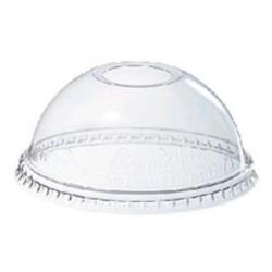 Polypropylene domed lid - half pint