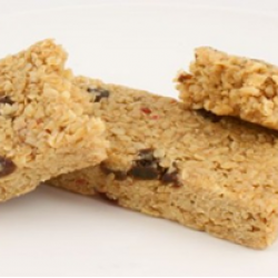Sultana & Cherry flavour monster flapjack (30s)